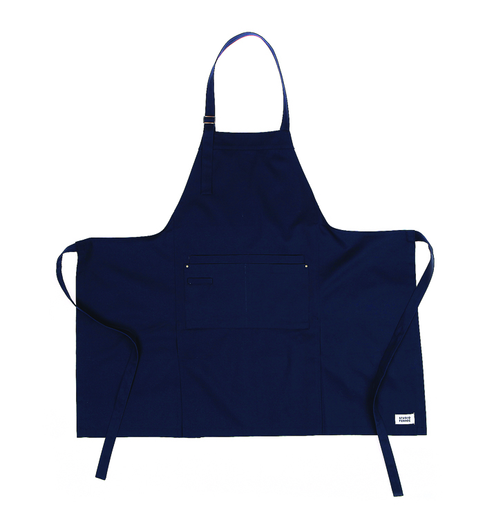 SFS LONG APRON NAVY